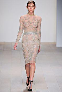 Marios Schwab | Fall 2012 Ready-to-Wear Collection | Vogue Runway