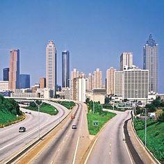 Atlanta started my career