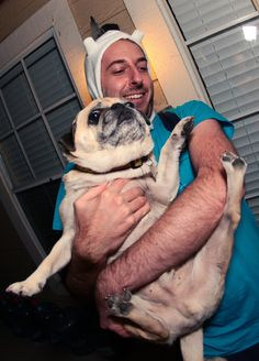 Cody and Ariana had their annual Halloween party and Pat dressed up as Finn from Adventure time. Epic Cosplay, Cosplay Wigs, Rainbow Wig, Jack Finn, Wig Store, High Quality Wigs, Anime Wigs, Jake The Dogs, Cool Costumes
