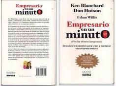 INVERSIÓN Y NEGOCIOS PARA HACER DINERO: E-Book Empresario en un Minuto Ken Blanchard Descargar PDF GRATIS