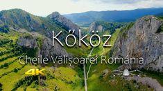 Kőköz Románia - 2019 - Cheile Vălișoarei / DJI Mavic 2 Zoom 4K / Mavic, Romania, Youtube, Youtubers, Youtube Movies