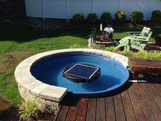 Stock Tank Pool Ideas In Backyard 11
