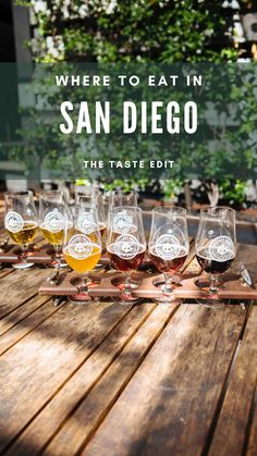 San Diego has an amazing Little Italy. If you're into beer, head to the Ballast Point brewery. Try a flight or choose from a long list of beers you can only get at the brewery. Sit on the patio and watch the planes, which fly directly over the enclosed patio. #travel #sandiego #beer san diego bucket list | san diego restaurants with a view | best restaurants in San Diego Ballast Point, California Travel Guide, San Diego Restaurants, Beach Cabana, Hotel Del Coronado, Enclosed Patio, Beer Batter, Little Italy, Pacific Beach
