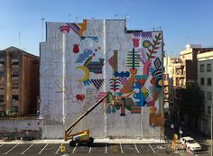 Zosen and Mina Hamada (2015) - Barcelona (Spain)