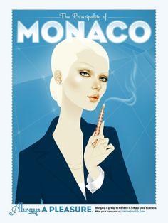 Autumn Whitehirst - Monaco
