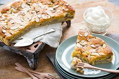 Feijoa bakewell tart recipe, Viva – Bakewell tart traditionally made with jam is a common treat at an English afternoon tea Here I have replaced the jam with feijoas The tart is quick and simple to make and delicious served with a dollop of cream The almonds and feijoas are an incredible combination – bite.co.nz
