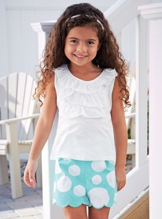 Girls Clothes 7-14 | ... -Up - Girls Clothing by Biscotti/Kate ...
