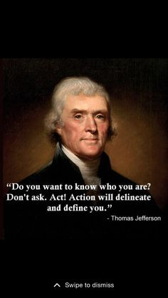 Words of wisdom from TJ