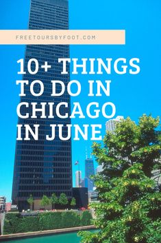 This post covers the best things to do in Chicago this June, including a top 10 list, family-friendly and nighttime activities and free things to do updated for Lincoln Park Chicago, Chicago Trip, Visit Chicago, Chicago Travel, Travel Usa, Old Town Art Fair, Chicago Athletic Association, Chicago Things To Do, Chicago Cultural Center