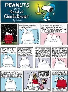 Peanuts Comic Strip, January 12, 2014 on GoComics.com
