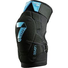 Descendants Costumes 7iDP Flex Knee Protection Black XLarge * BEST VALUE BUY on Amazon #CyclingAccessories