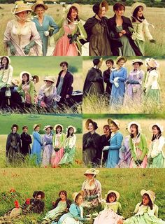 The Bennets - Pride and Prejudice (2005)