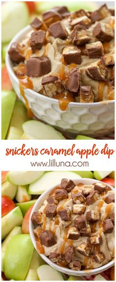 Snickers Caramel App