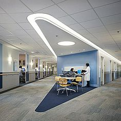 Great Power Players In Healthcare Design: Perkins+Will