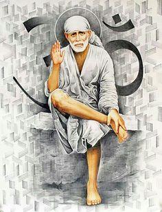 Om Namo Sachidanand Sai Nathay Namaha.....