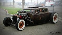 Be sure to check out this blog for more vintage cars, hot rods, and kustoms