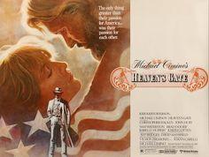 Heaven's Gate (1980) Original Half-Sheet Movie Poster