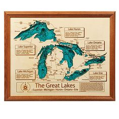 Look what I found at UncommonGoods: lake topography art... for $70.57 #uncommongoods
