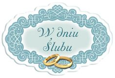 w dniu ślubu Digital Stamps, Cardmaking, Diy And Crafts, Decorative Plates, Cards, Wedding, Home Decor, Scrapbooking, Baby