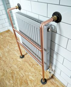 Hey, I found this really awesome Etsy listing at https://www.etsy.com/uk/listing/546003826/industrial-copper-towel-radiator-rack
