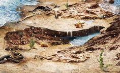 Biblical Escape in Modern Illustration | Hunie