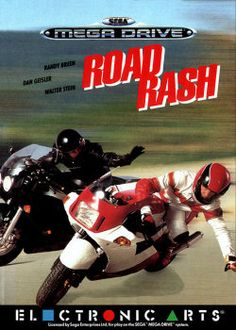Road Rash - Mega Drive