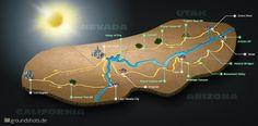 Hey Guys! 3.337 Meilen durch den Südwesten: L.A.,Vegas und durch das Colorado-Plateau - Amerika-Forum.de