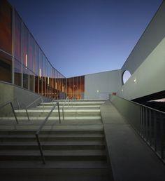 Conservatorio de la Música en Maizières / Dominique Coulon & Associés