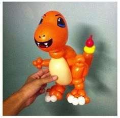 There we go. Charmander