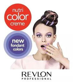 Fondant colors nutricolor creme by Revlon Professional