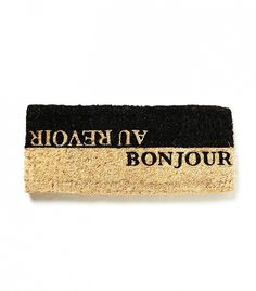 9 Doormats Tough Enough for High Traffic via @domainehome