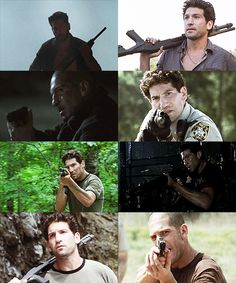 Shane Walsh - Never be without a Gun in the #zombieapocalypse