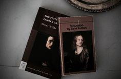 The Picture of Dorian Grey (Oscar Wilde) & Persuasion (Jane Austen) #books