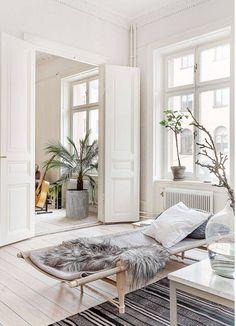 Tapis Scandinave House Doctor - Vu sur Planetdeco.fr / Avril 2015 - Petite Lily Interiors