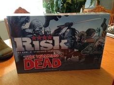 The Walking Dead Risk: Survival Edition NEW SEALED! #USAopoly