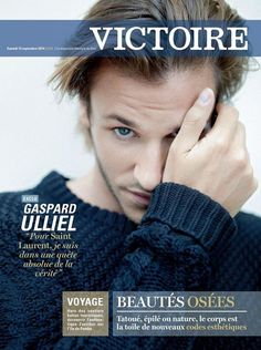 """- Gaspard Ulliel - German Fanpage """"All Photos (Videos)."""" since Gaspard Ulliel November is a French actor and model"""