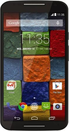 Moto X - 2nd Generation ( Full Specifications )