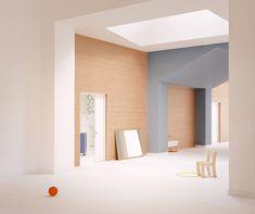 Fillia幼儿园,意大利 / Colucci & Partners - 谷德设计网 Keep The Lights On, Ideal Tools, Contemporary Architecture, Kindergarten, Indoor, Interior Design, Mirror, Furniture, Home Decor