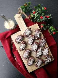 Chocolate Sweets, Healthy Chocolate, Diabetes, Food And Drink, Low Carb, Gift Wrapping, Dessert, Snacks, Cookies