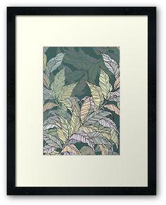 Framed-print, Design by Anna Maisner.