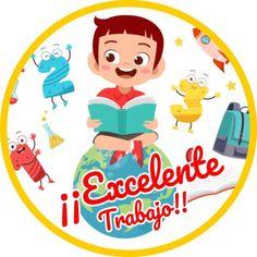 Stickers para corregir las tareas online preescolar y primaria Emoji Stickers, Funny Stickers, Bible Story Crafts, Grammar Book, School Frame, Catholic Religion, Art Drawings For Kids, Rubrics, Preschool Activities