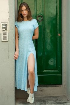 Barbara Palvin - Photoshoot in Florence, June Barbara Palvin Style, Outfits and Clothes.