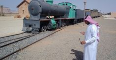 Hijaz Railway. Joalin Saffer photos