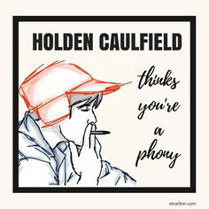 Book Quote from A Catcher in the Rye Dare to be yourself. #authenticity  #successquotes  #holdencaulfield #catcherintherye #wisdomoftheday #getreal
