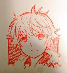 Manga Anime, Anime Art, Yukine Noragami, Mermaid Sketch, Arte Sketchbook, Anime Sketch, Art Reference Poses, I Love Anime, Cool Drawings