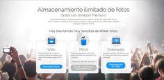 El trastero de IT: Amazon lanza Premium fotos