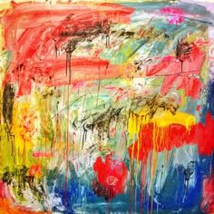 "Saatchi Art Artist Eddie Love; Painting, ""Reverse of Captain Beefheart"" #art"