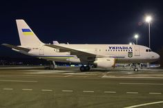 Ukraine -Government Airbus A319-115X (CJ) UR-ABA