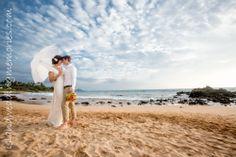 Love is in the air! islandweddingmemories.com  #mauiweddings #sunsetweddings #mauisunsetweddings #beach #mauibeaches #mauibeachweddings #sunset #annakimphotography