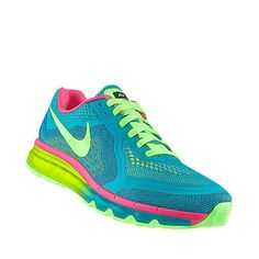 Glow in the Dark Nike Air Max 2014 iD $220